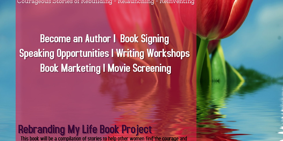 BE A CO-AUTHOR IN THE BOOK!