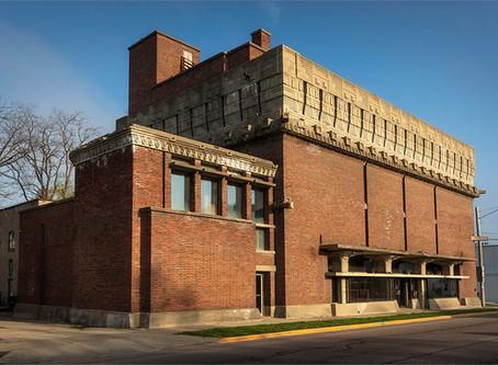 """Frank Lloyd Wright landmark earns National Parks Service grant"""
