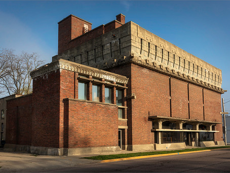 """Frank Lloyd Wright landmark earns National Parks Service grant"""
