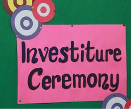 Investiture Ceremony