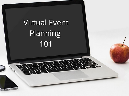 Virtual Event Planning 101: November 24th