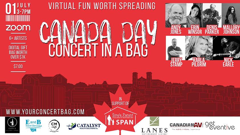 Canada Day Facebook Cover Photo UPDATE V