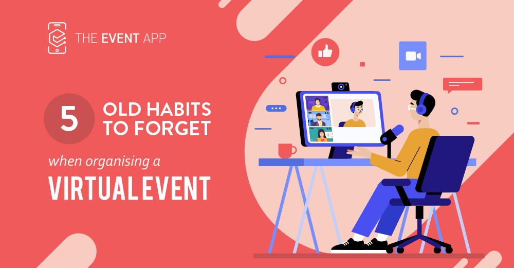 Virtual Event - The Event App