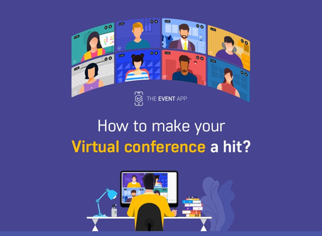 How to make your virtual conference a hit?