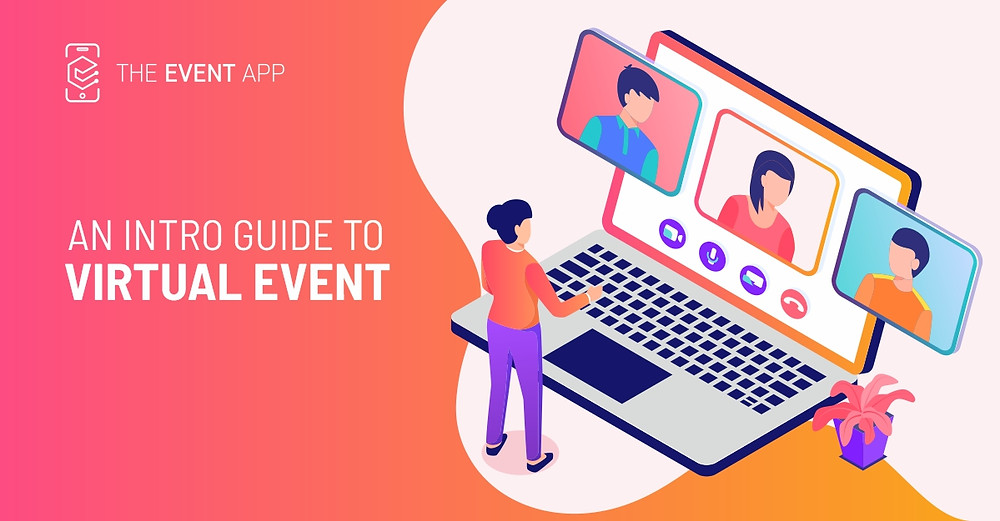 Virtual Exhibition - The Event App