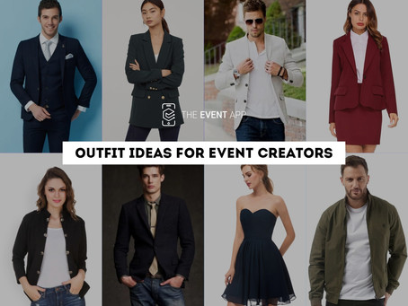 Outfit Ideas For Event Creators