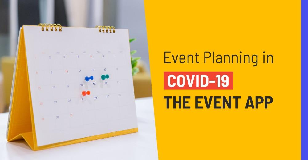 Virtual Event App