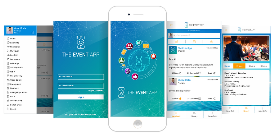 The Event App