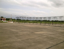 Raised Stanchion connected with Multi El