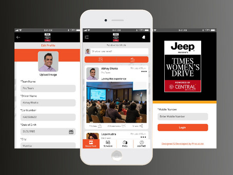 Procialize creates the Times Women's Drive App!