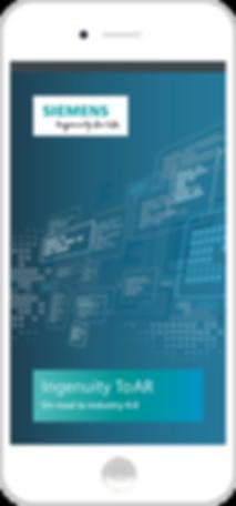 Siemens Ingenuity ToAR App