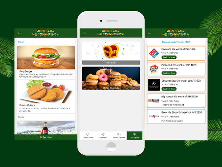 Procialize introduces in-app food ordering within it's Event App