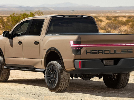 Worksport™ Announces Supply Partnership with Hercules EV for its TerraVis™  Solar Truck Bed System