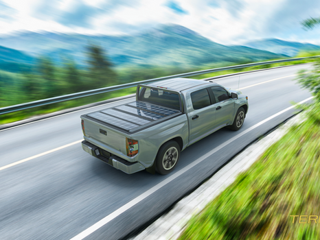 Worksport™ Announces Launch Date for TerraVis™, World's First Solar Charging System for Pickup Truck