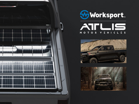 Worksport™ and Atlis Motor Vehicles form strategic collaborative partnership
