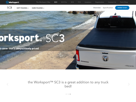 Worksport™ Launches All-New, World-Class Worksport.com Website