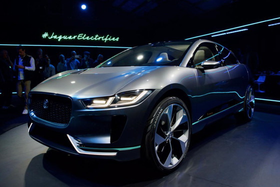 Jaguar I-PACE Coming soon...in Canada!