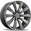 Thumbnail: Tesla Model X 19'' Cyclone/Turbine Wheels & Winter Tires & TPMS Package