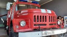 Реконструкция пожарно-спасательного поста в Овате завершена