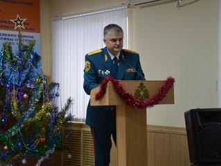 Калмыцкие спасатели отметили свой профессиональный праздник!