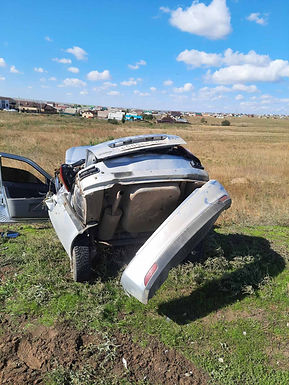 В Элисте произошло ДТП без пострадавших