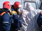 Спасатели КУ РК ЦГЗ приняли участие в ежегодной Всероссийской тренировке по гражданской обороне!