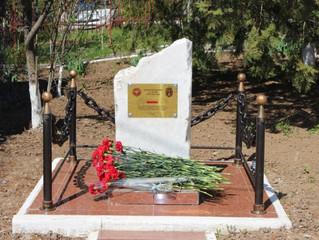 """Минутой молчания спасатели КУ РК """"ЦГЗ"""" почтили память боевых товарищей, погибших при испол"""