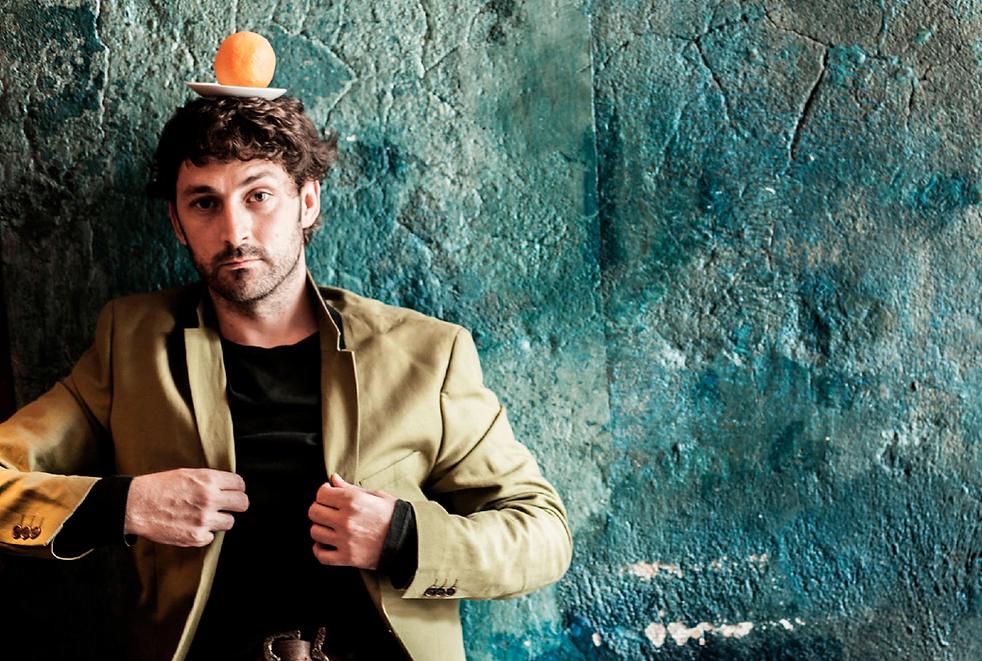 Oscar Jarque web actor