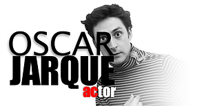 Oscar Jarque web actor