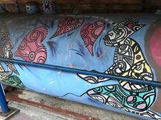 Halsey St Artwork by Jerry Gant