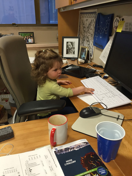 New Grant Writer Hired