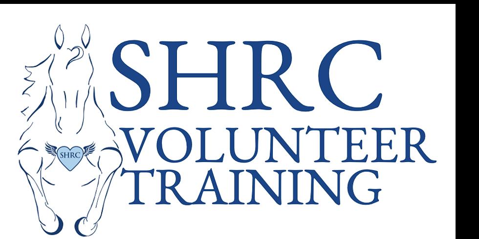 October New Volunteer Training