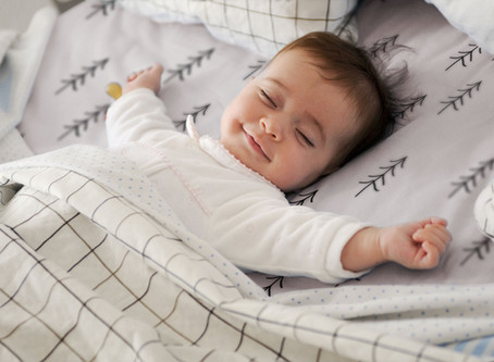 Kids, Families, and Sleep: Four Quick Steps to Better Sleep