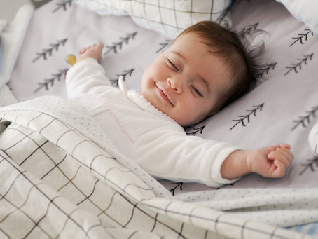 3 SIMPLE ESSENTIALS FOR GETTING A TODDLER TO SLEEP THROUGH THE NIGHT