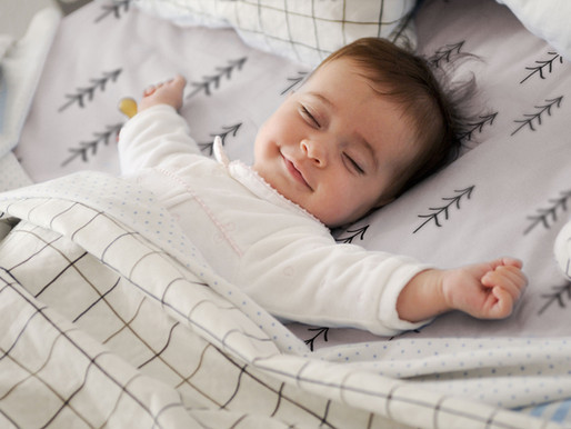 5 Ways to Naturally Boost Melatonin (and help you sleep like a baby)