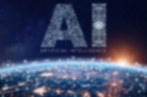 Artificial Intelligence technology conce
