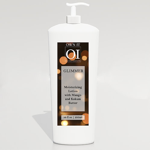 Lotion -Glimmer