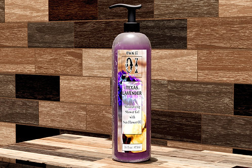 Shower Gel - Texas Lavender