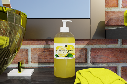 Hand Soap - Crisp Lemon