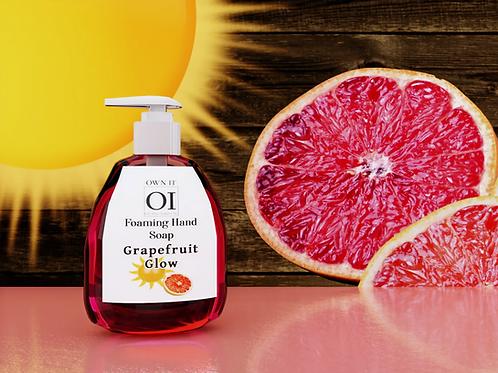 Grapefruit Glow Foaming Hand Soap