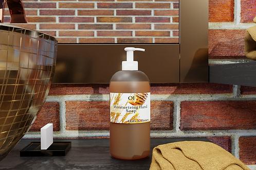Hand Soap - Oats & Honey