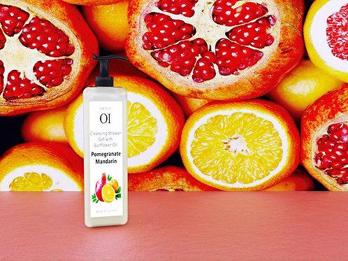 Shower Gel - Pomegranate Mandarin