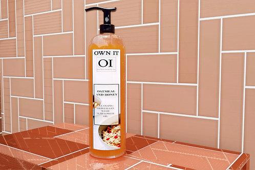Shower Gel - Oatmeal Milk & Honey