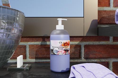 Hand Soap - Sea Salt & Orchid