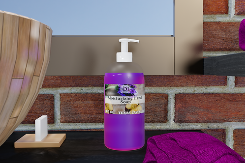 Hand Soap - Texas Lavender