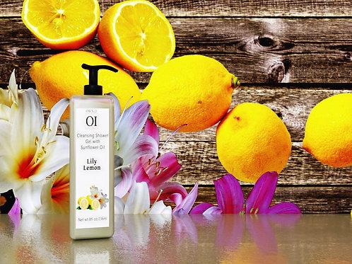 Shower Gel - Lily Lemon