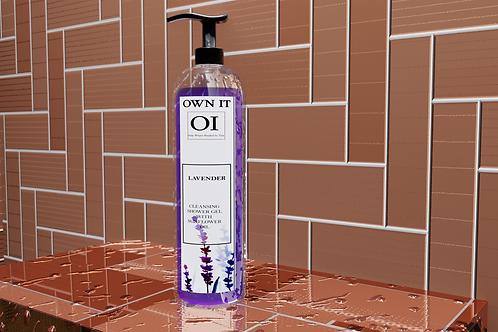Shower Gel - Lavender