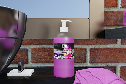 Hand Soap - Lavender Lemonade