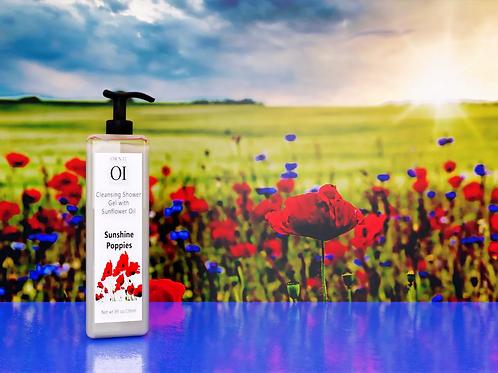 Shower Gel - Sunshine Poppies