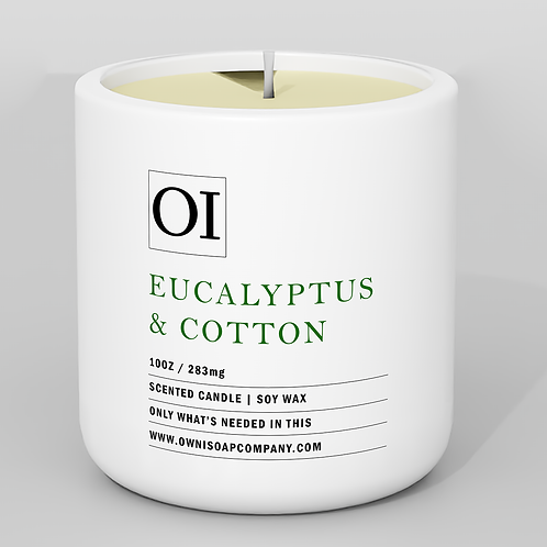 Eucalyptus + Cotton